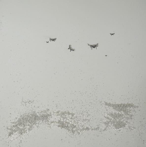 Raquel fornasaro wendy shapiro drones o3k1t3