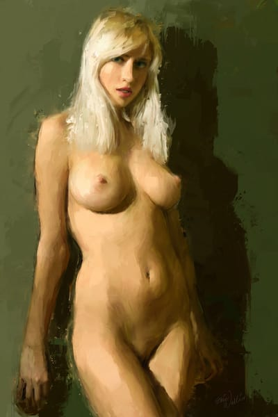 Blonde and Bare by Eric Wallis.