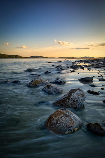 The Sea Beach At Ebb Tide Photography Art   Will Nourse Photography
