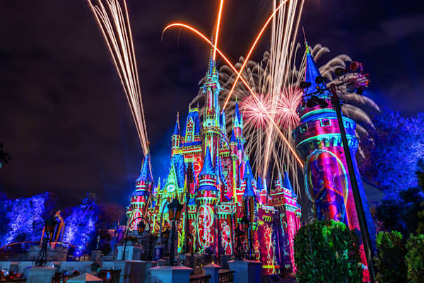 Happily Ever After 55 - Disney Prints for Sale | William Drew Photography