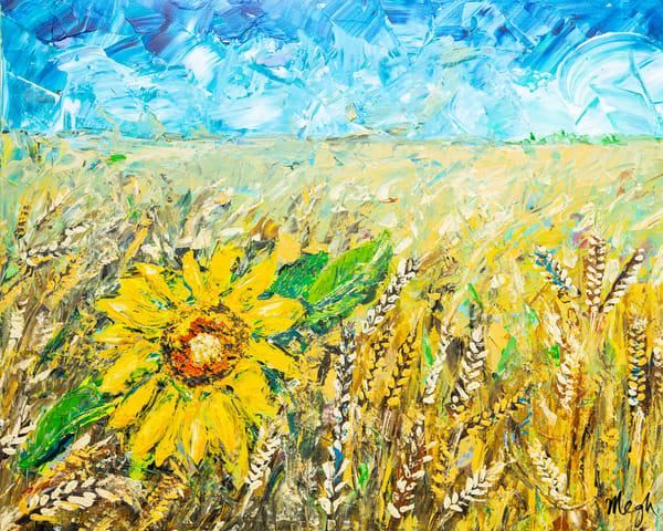 Sunflower & Wheat