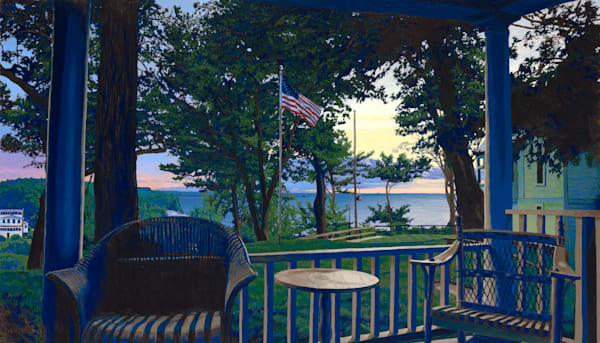 An Evening Well Earned  |  Justin David Gustafson Fine Art
