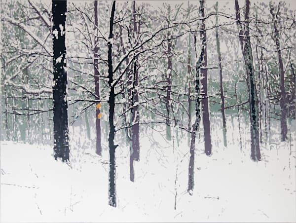 Only The Quiet by Richard Jacobson | SavvyArt Market