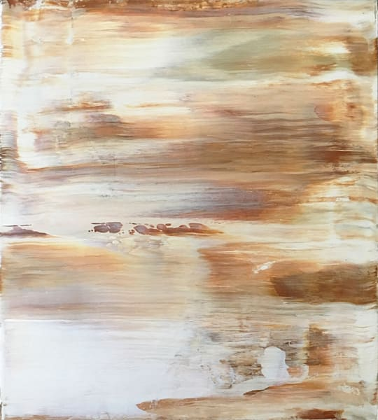 Milk And Honey neutral painting