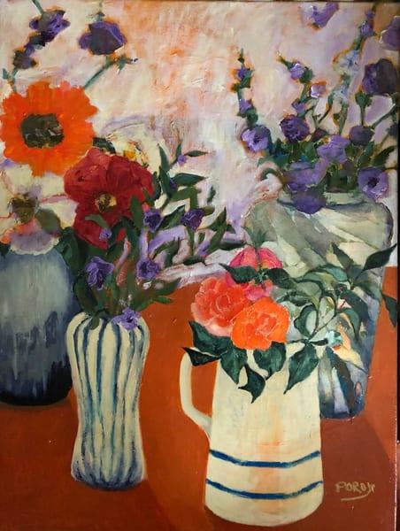 In Full Bloom Art | PoroyArt