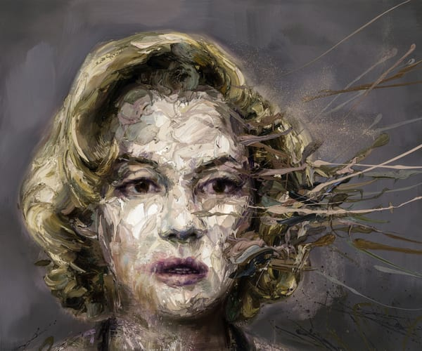 Marilyn Monroe Ii Art | Mathieu Laca