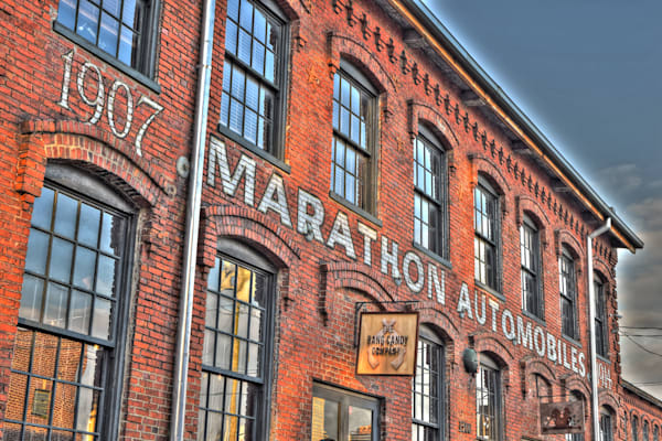 Marathon 1 Art | Nashville Noted Photography