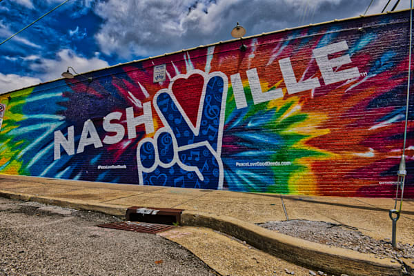 Nashvillemural Art | Nashville Noted Photography