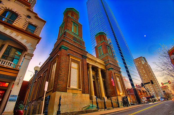 Pres Church 2 Art | Nashville Noted Photography
