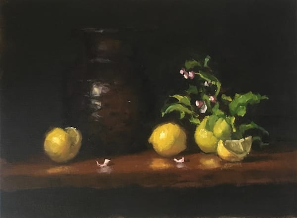 Meyer Lemons  Art | donaldhildreth