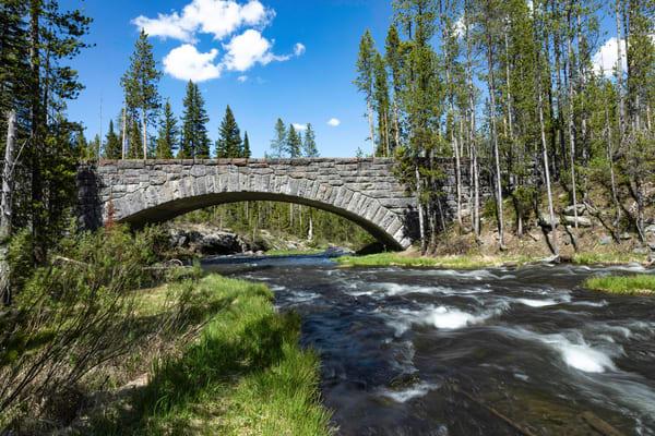 Crawfish Creek Bridge Photography Art | OurBeautifulWorld.com
