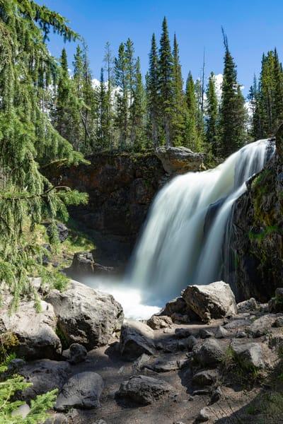 Crawfish Creek Falls Photography Art | OurBeautifulWorld.com