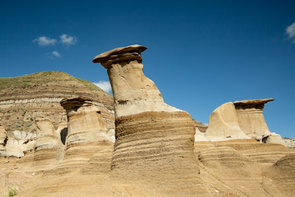 Badland Pillars