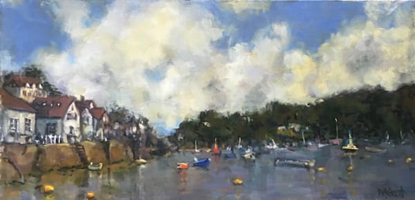 Fowey Harbor Art | donaldhildreth