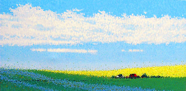 Crops In Bloom Art | Jim Pescott Art