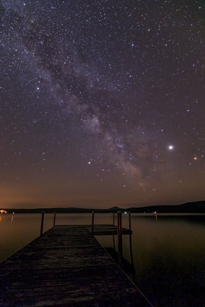 Under The Milky Way Photography Art | Will Nourse Photography
