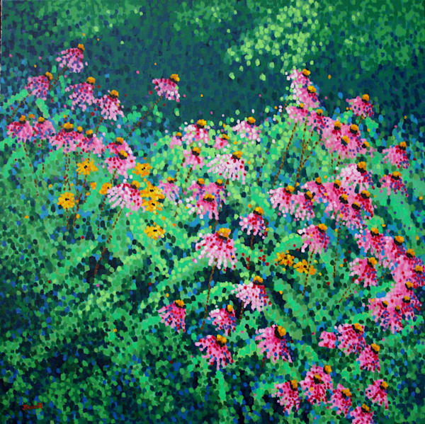 Summer Enthusiasm Art | Jim Pescott Art