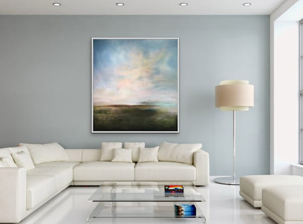 abstractlandscape, contemporary painting, original painting