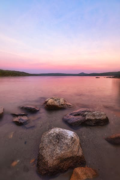 Pink Skies Of Vermont Photography Art   Will Nourse Photography
