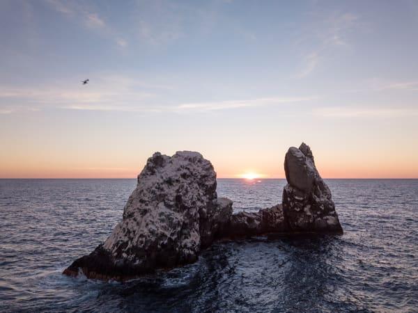 Roca Partida Sunset, Socorro Islands, Mexico