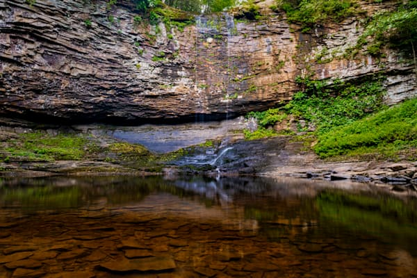Cherokee Falls Cloudland Canyon State Park photography prints