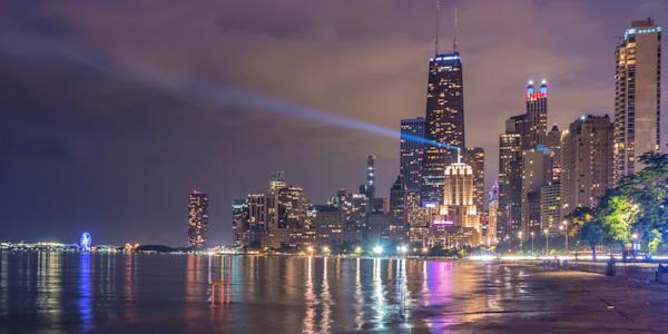 Summer Nights in Chicago