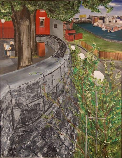 'boston/ North End' Art | Cera Arts