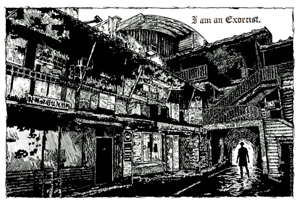 I am an Exorcist original film poster