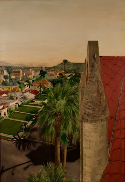 'los Angeles' Art   Cera Arts