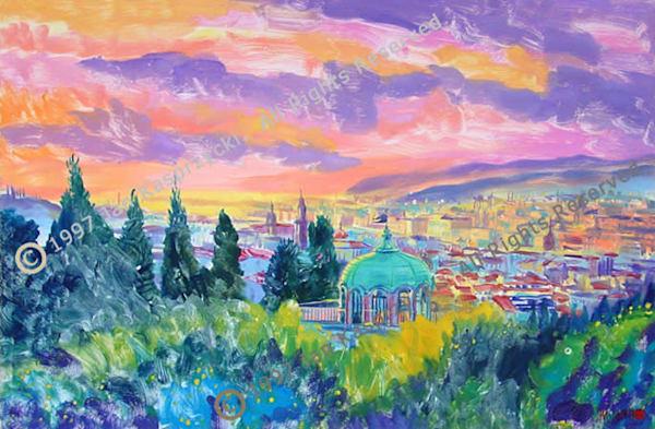 Pergola View, Florence