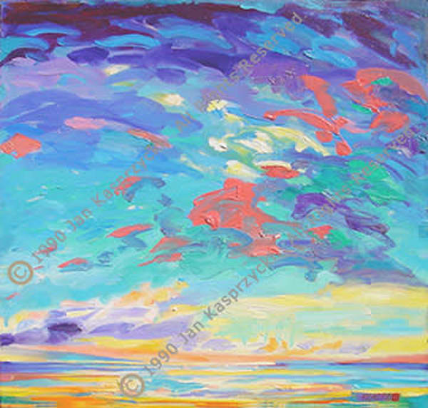 Lahaina Sunset Art | Kasprzycki Fiine Art Inc.