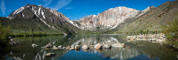 """Mirrored Lake"""
