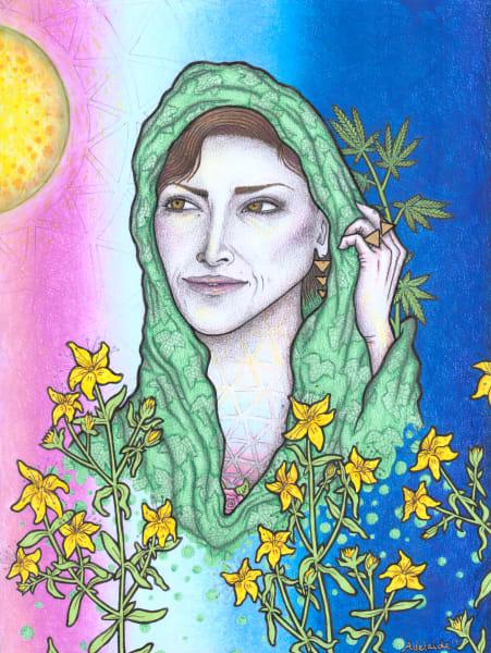 Plant Goddess