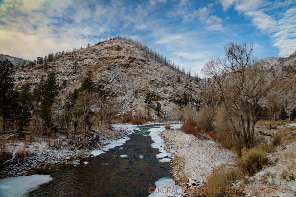 Cache La Poudre Canyon Scenic Drive Photograph  9327 | Colorado Photography | Koral Martin Fine Art Photography