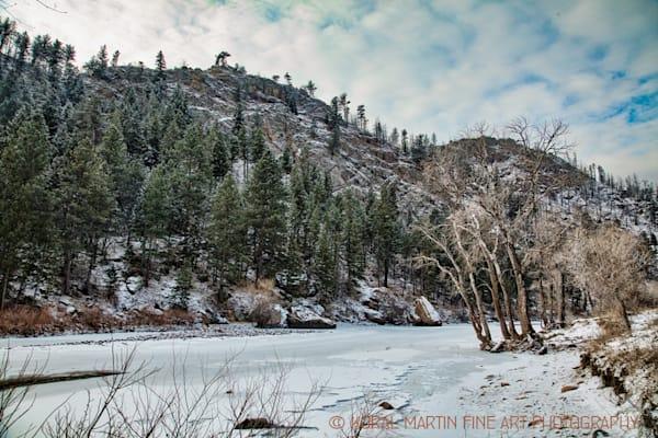 Cache La Poudre Canyon Scenic Drive  Photograph 9314 | Colorado Photography | Koral Martin Fine Art Photography