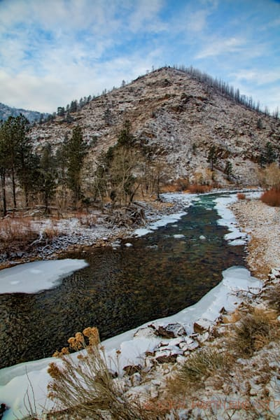 Cache La Poudre Canyon Scenic Drive Phtogoraph  9548 | Colorado Photography | Koral Martin Fine Art Photography