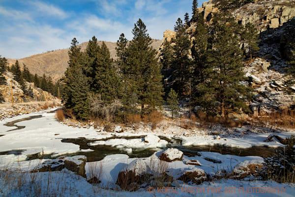 Cache La Poudre Canyon Scenic Drive Photograph 9405 | Colorado Photography | Koral Martin Fine Art Photography