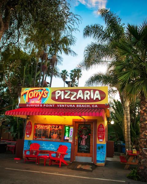 """""""Tony's Pizza 2019"""""""