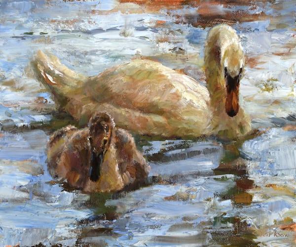 Floating-Together-Original-Oil-Painting