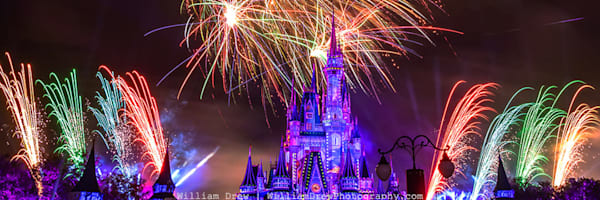 Happily Ever After 39 - Disney Castle Wall Murals | William Drew Photography