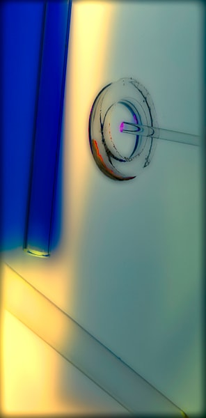 Transmission #8 Photography Art | Burton Pritzker Photography