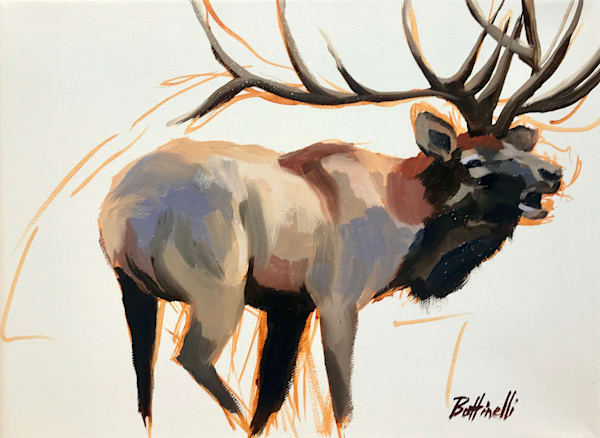 Elk V - Original