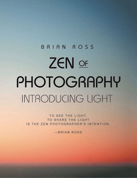 Photography Book | Brian Ross Photography