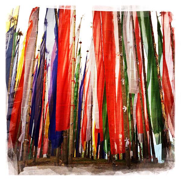 Prayer Flags 3 Art | photographicsart