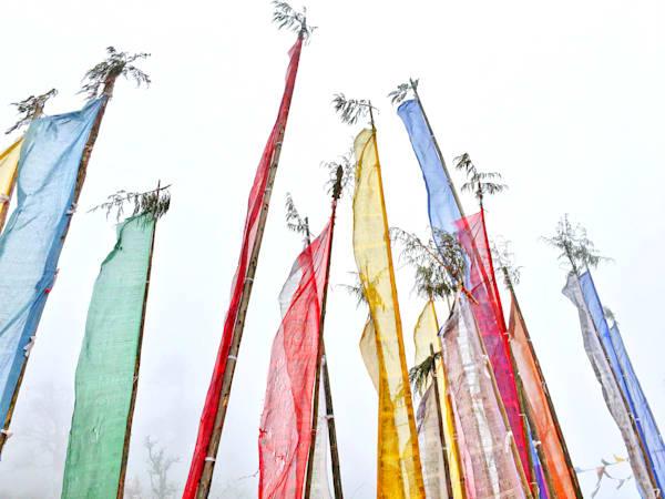 Prayer Flags 1 Art | photographicsart
