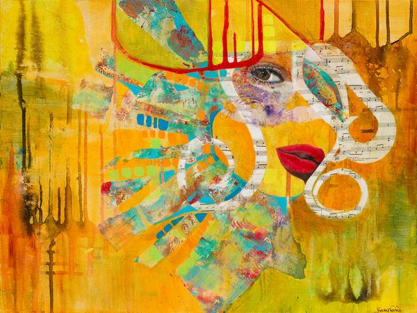 Vision Art | Becka Watkins Art