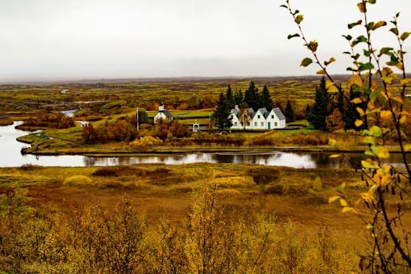Iceland In The Fall Art | Jamie Lightfoot, Artist