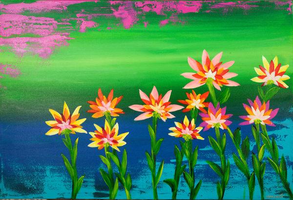 Spring Ahead Art | benbonart