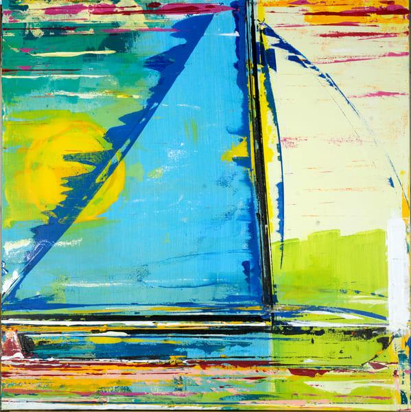 Sail On Sun Art | benbonart