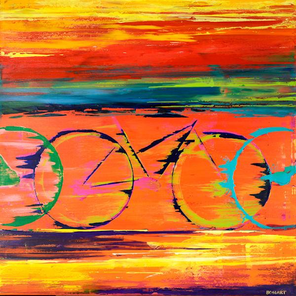 Cyclelogic  Art | benbonart